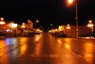 Fourth Avenue - Seward - Alaska - USA
