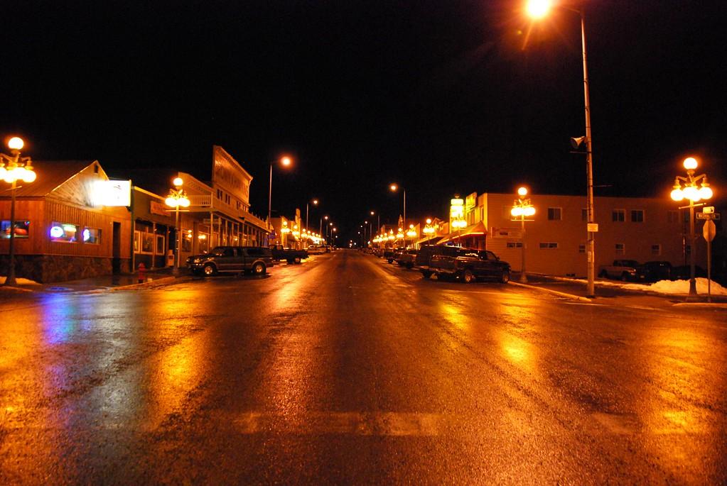 Fourth Avenue - Seward - Alaska - USA