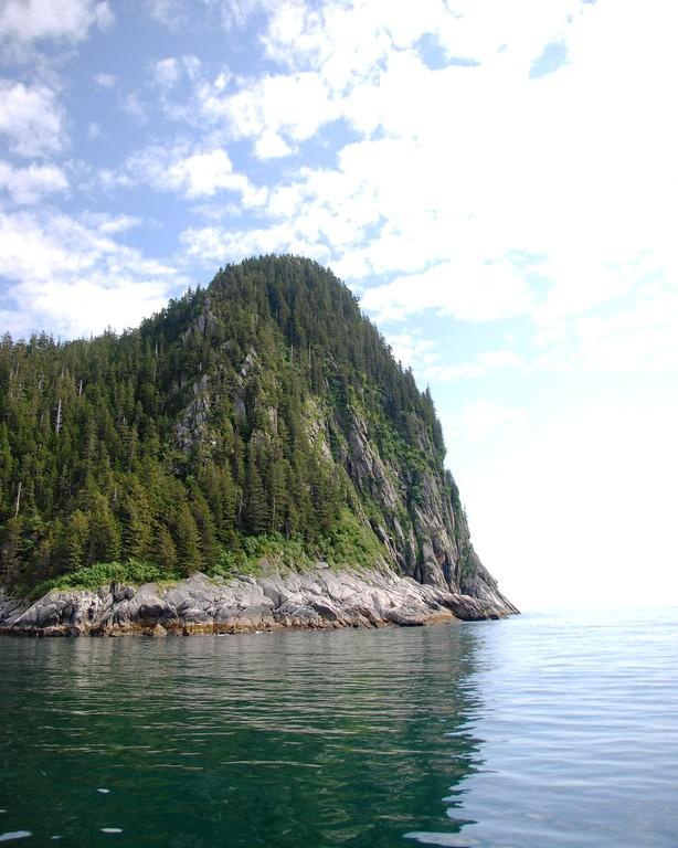 Resurrection Bay - Seward - Kenai Peninsula - Alaska - USA