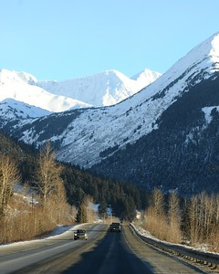 Seward Highway - Turnagain Arm - Alaska - USA
