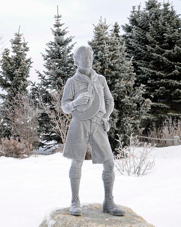 Erik Hanson Scout Park -  Kenai - Kenai Peninsula - Alaska - USA