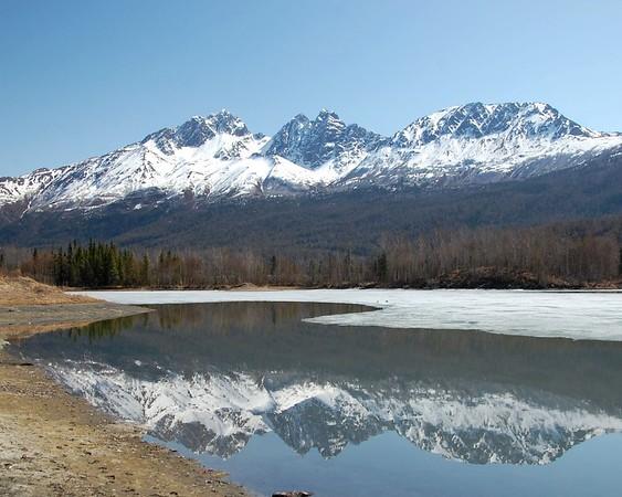 Reflection Lake - Alaska