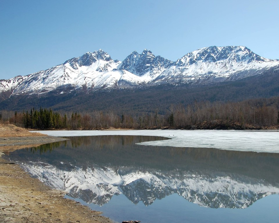 Reflection Lake - Alaska
