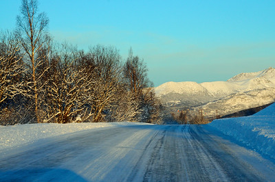 Arctic Valley - Alaska Winter - Anchorage - Alaska - USA