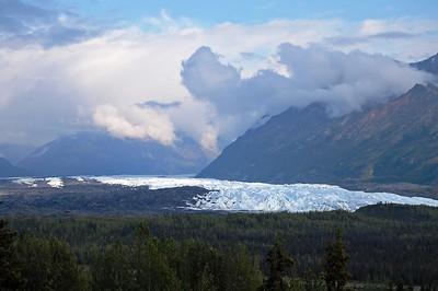 Matanuska Glacier - Alaska - USA