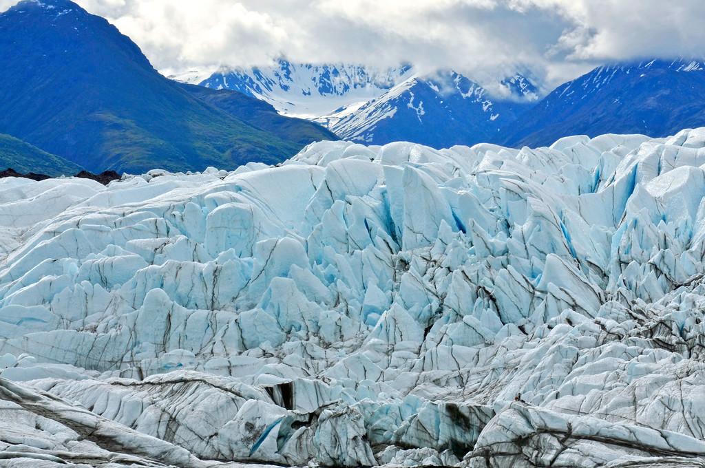Matanuska Glacier - Travel Photography - Alaska - USA