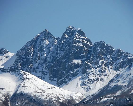 Pioneer Peak - Mat-Su Valley - Alaska