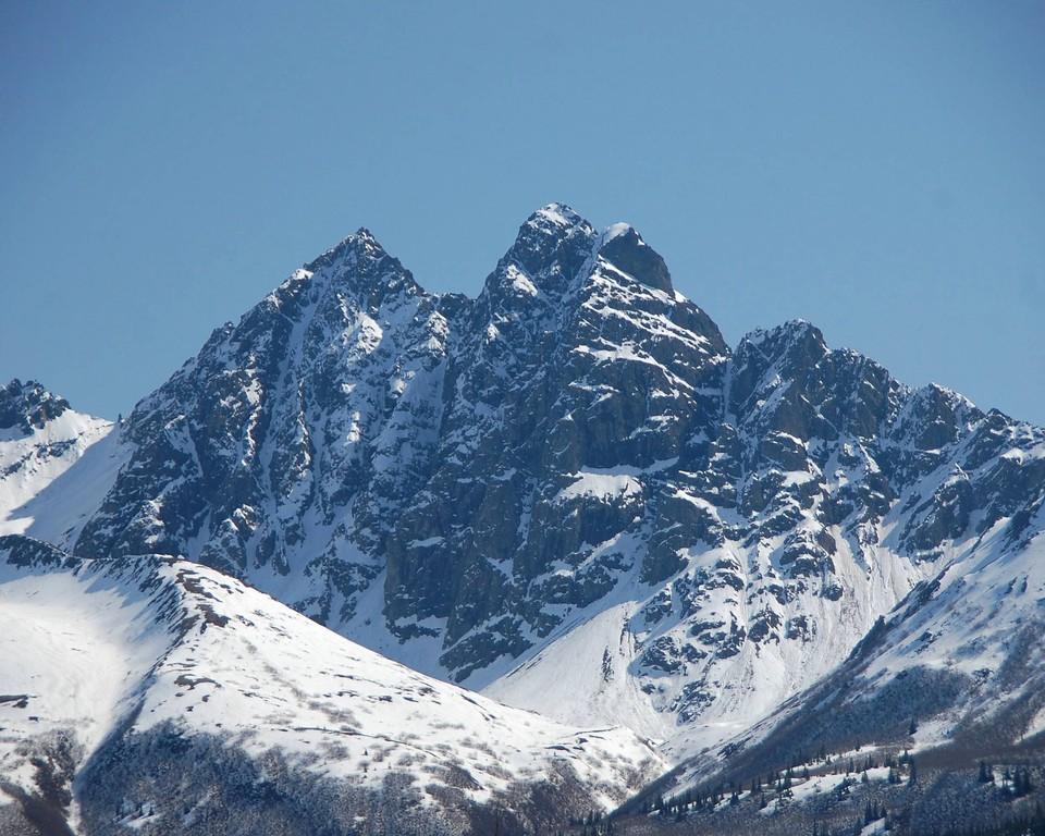 Pioneer Peak - Mat-Su Valley - Alaska