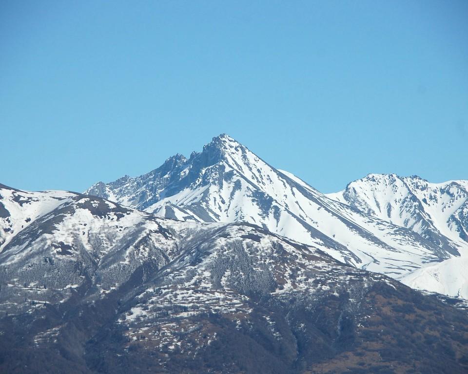 Mountain Peak - Palmer - Alaska - USA
