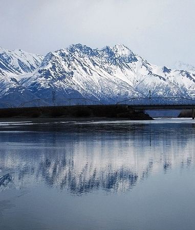 Old Glenn Highway - Mat-Su Valley - Alaska