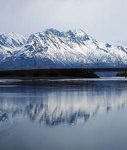Old Glenn Highway - Mat-Su Valley - Alaska
