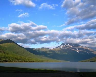 Eklutna Lake - Eklutna - Alaska - USA