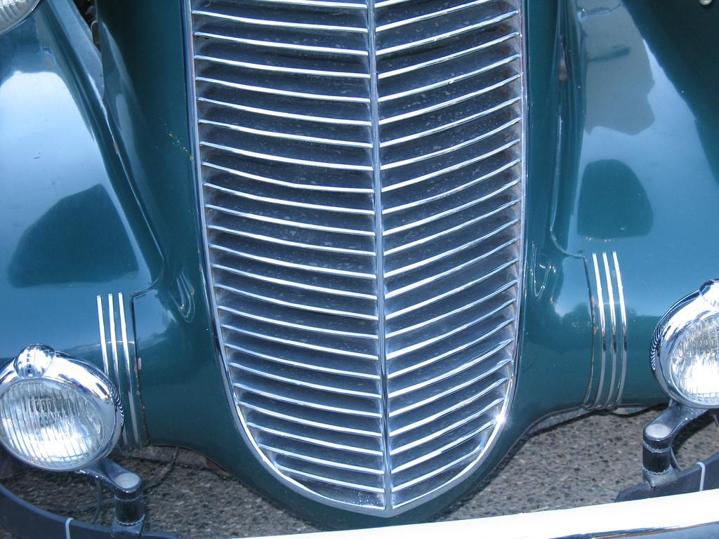 Car - Classic - Transportation - Downtown Anchorage - Anchorage - Alaska - USA