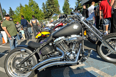 Hogs and Hot Rods - House of Harley-Davidson - Anchorage - Alaska - USA
