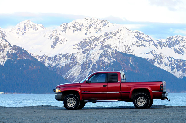 Dodge - Seward - Anchorage - Alaska