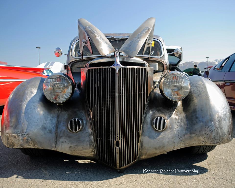 Memorial Day Car Show 2011 - Northway Mall - Anchorage - Alaska - USA