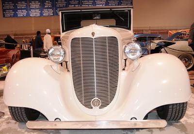 Car - De Soto - Transportation - Car and Cycle Show - Eagle River - Alaska - USA
