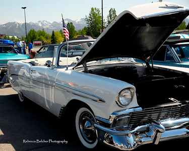 Memorial Day Car Show 2011 - Northway Mall - Anchorage - Alaska - USA