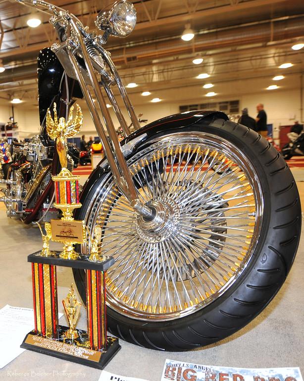 Custom Cycle Show - Ben Boeke Arena - Anchorage - Alaska - USA
