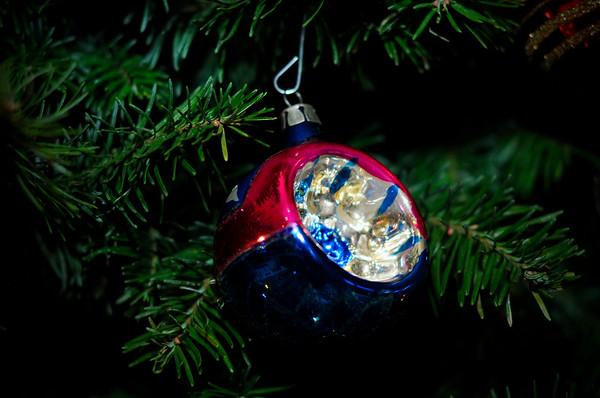 Christmas Ornaments - VIntage - Kenai - Kenai Peninsula - Alaska - USA