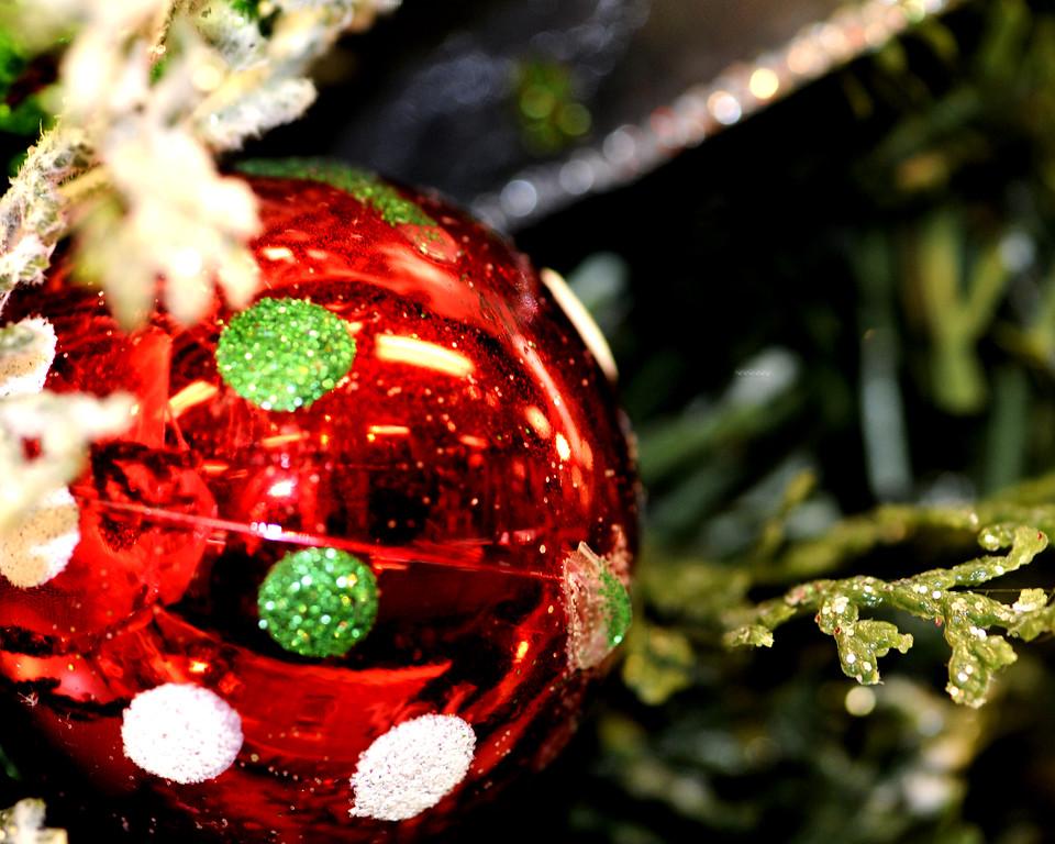 Holiday Ornaments - Anchorage - Alaska - USA