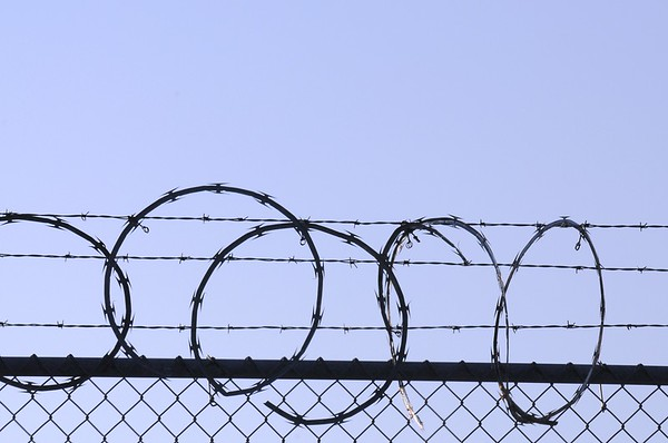 Barbed Wire - Anchorage - Alaska