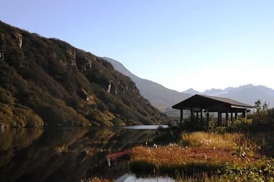 Blueberry Lake - Thompson Pass - Richardson Highway - Alaska - USA