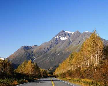 Richardson Highway - Alaska - USA