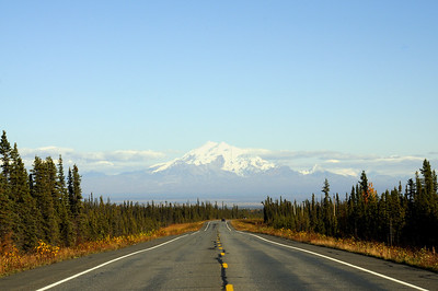 Mount Drum - Glennallen - Alaska - USA
