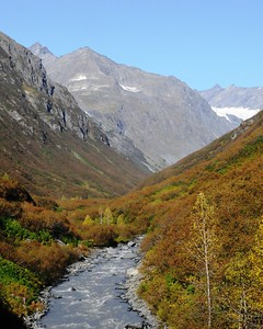 Mineral Creek - Valdez - Alaska - USA