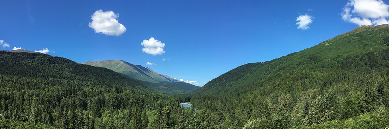 Saturday July 22nd - Anchorage