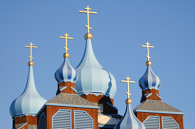 St. Innocent - Russian Orthodox Cathedral - Anchorage - Alaska - USA