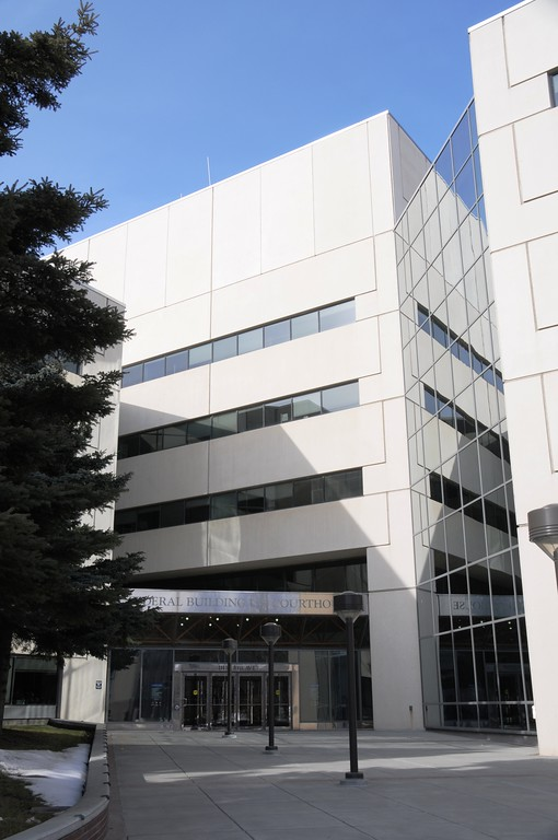 Federal Building - Downtown Anchorage - Building - Architecture -  Anchorage - Alaska - USA