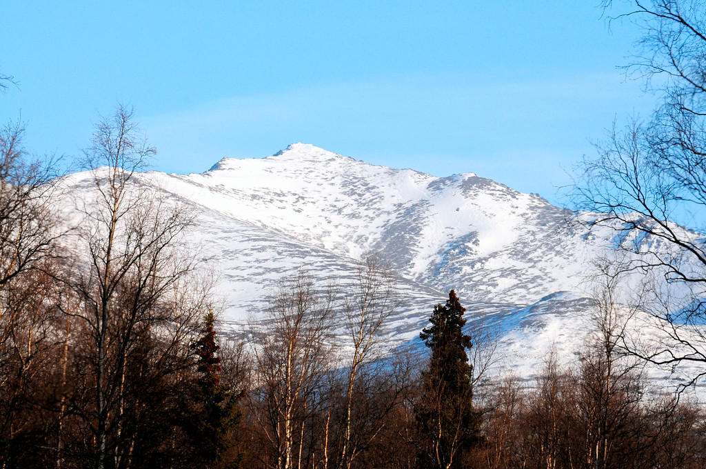 Chugach Mountain Range - Anchorage - Alaska