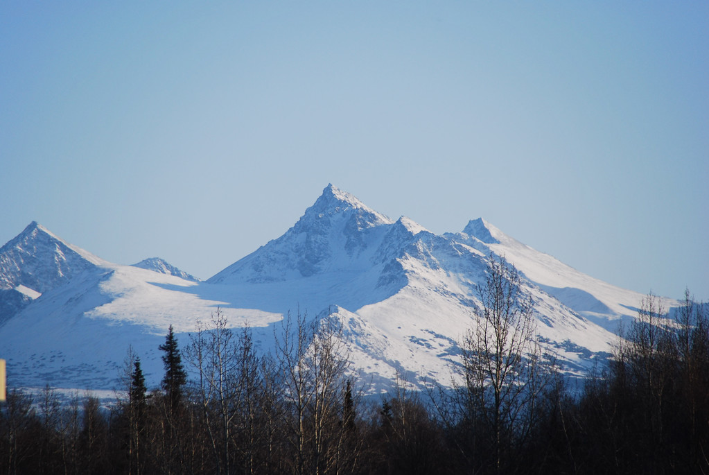 Mountains - Anchorage - Alaska