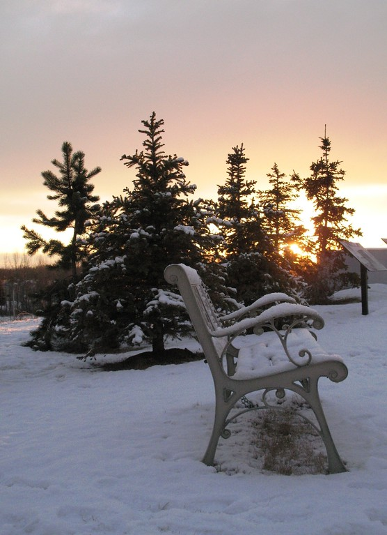 Sunset - Merrill Field - Anchorage - Alaska