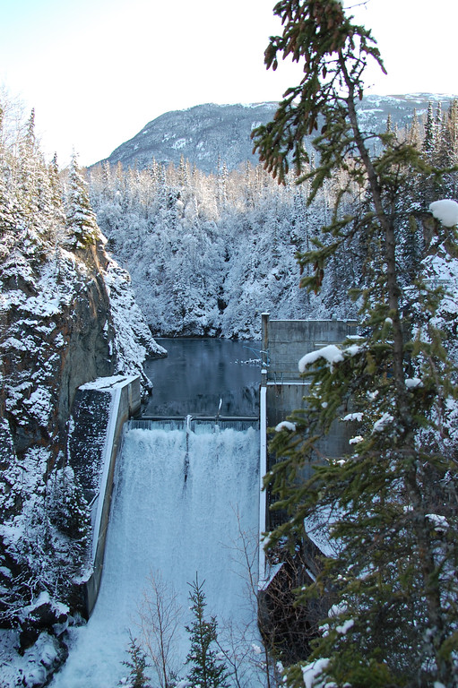 Alaska Travel Photography - Ship Creek