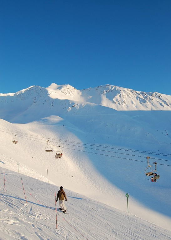 Alaska Travel Photography - Girdwood - Alyeska Ski Resort