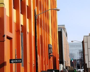 Parking Garage - Downtown Anchorage - Building - Architecture -  Anchorage - Alaska - USA