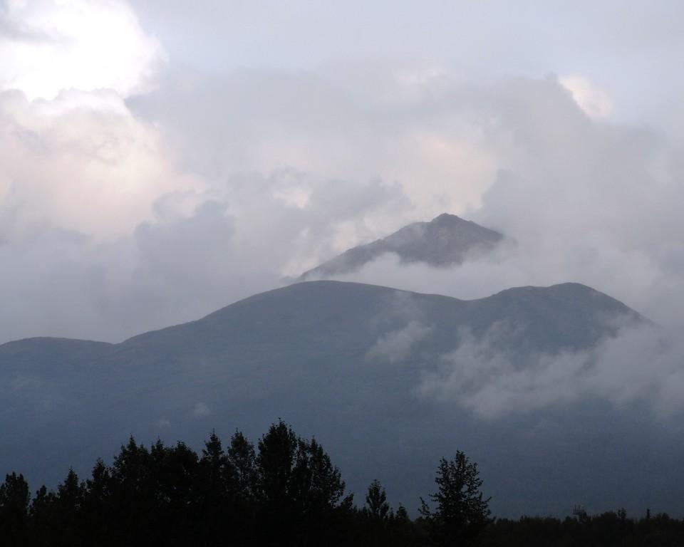 Misty Mountain - Chugach Mountains - Anchorage - Alaska - USA