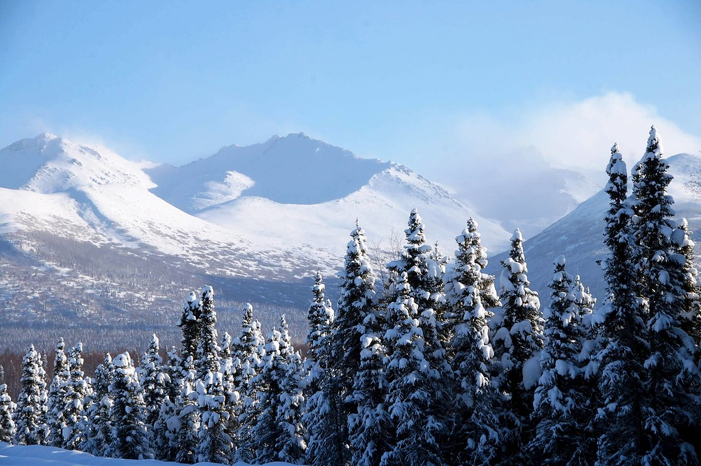 Scenic - Winter - Anchorage - Alaska