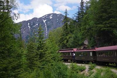Skagway to Whitehorse