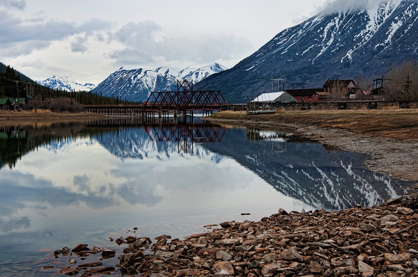 Skagway, Alaska and  the Yukon