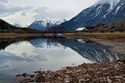A little mountain town called Carcross.  Beautiful!