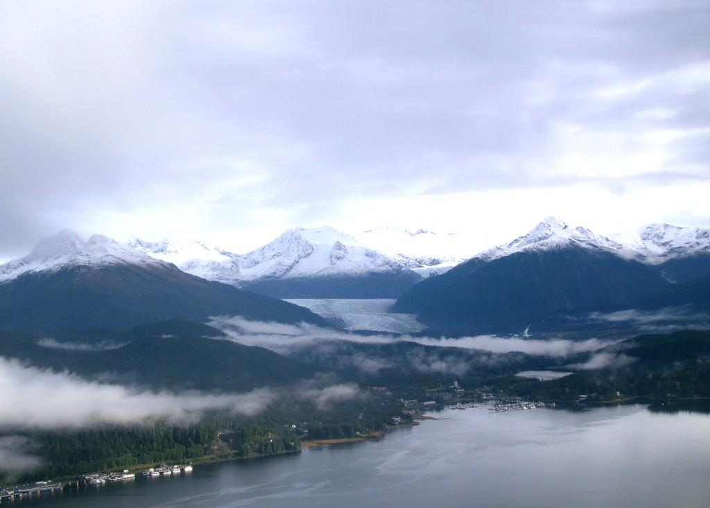 Juneau - Capital City - Southeast - Alaska - USA