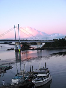 Sitka - Sunrise - Southeast - Alaska - USA