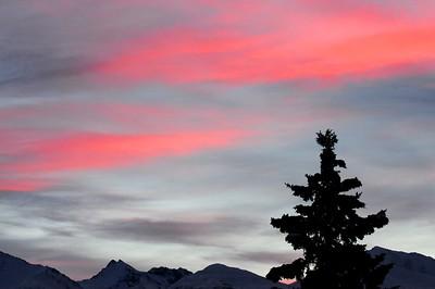 Sunrise - Anchorage - Alaska - USA