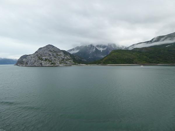 Tuesday July 25th - Glacier Bay National Park