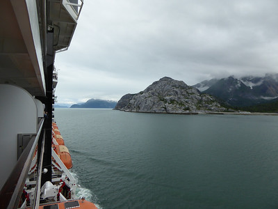 Tuesday July 25th - Glacier Bay National Park-4