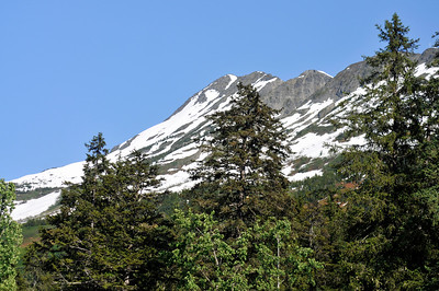 Mountains - Alyeska - Girdwood - Alaksa - USA